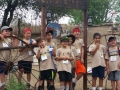 Wolves at Day Camp