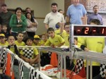 Image for Scouts Zoom to Victory at Pinewood Derby