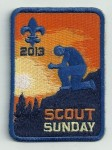 Image for Pack 811 Celebrates Scout Sunday