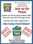 Image for Have Some Pizza After Day Camp and Support the Pack.