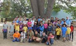 Pack 811 Families Enjoy a Weekend Camping Adventure!