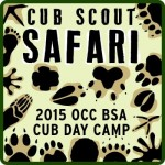 Image for Get Ready For A Cub Scout Safari At Summer Day Camp!